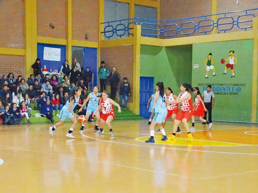 La pasada semana se jugó el último nacional de 2018 en Sucre.