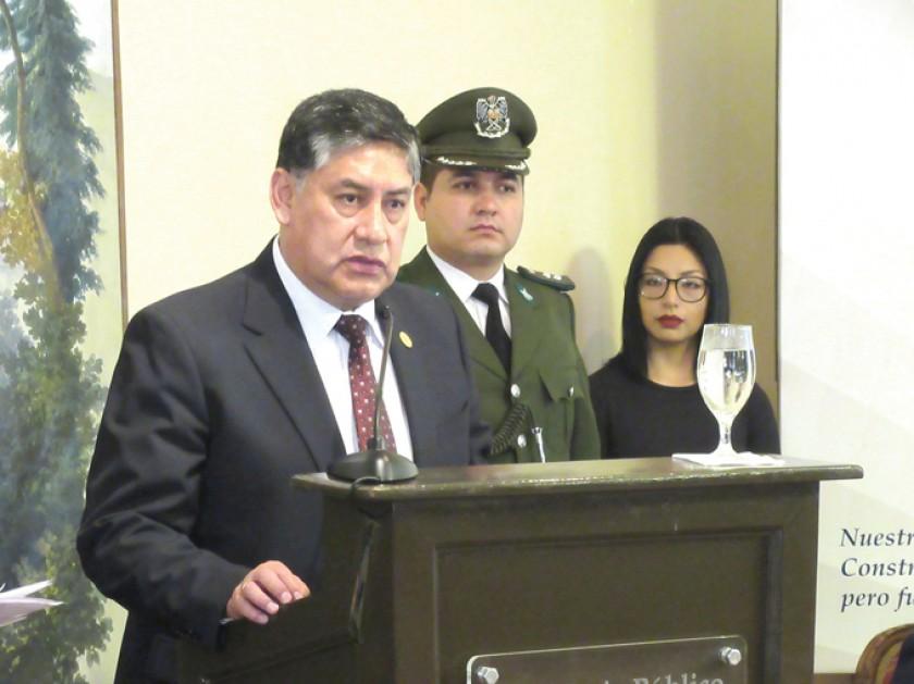 La Fiscalía tiene presencia sólo  en 107 de los  339 municipios