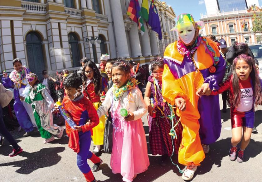 Se desata el Carnaval