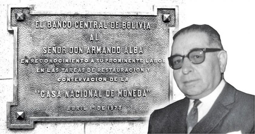 La casa de Armando Alba