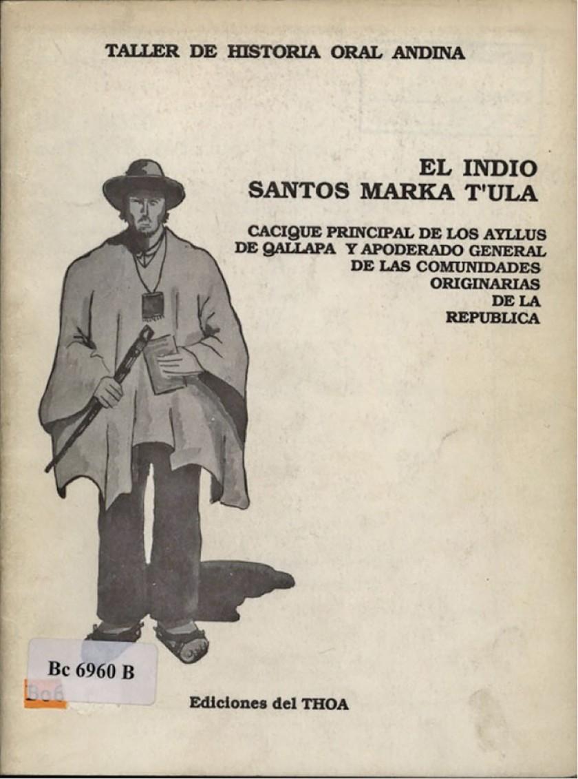 Los papeles de Santos Marka T'ula