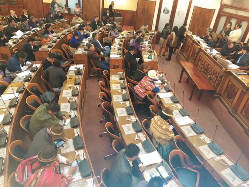 SESIÓN. La Cámara de Diputados aprobó anoche el proyecto de Ley de Libertad Religiosa.