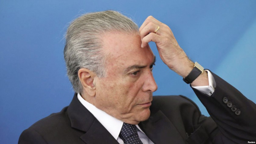 La justicia brasileña pone a un segundo ex presidente tras las rejas