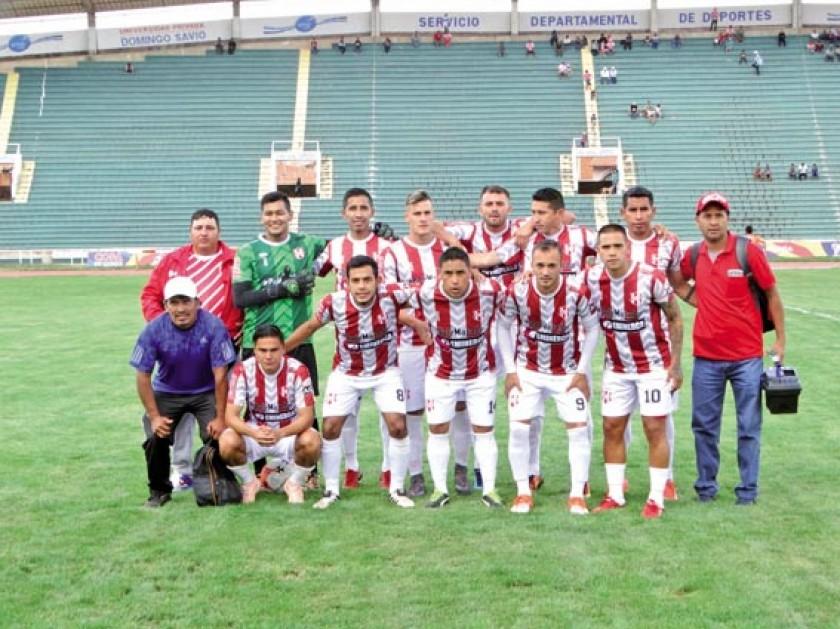 Independiente y Fancesa se enfrentarán esta tarde en el estadio de Yotala.