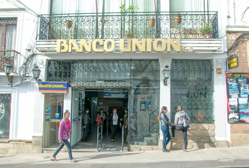 Banco Unión dice que recobró todo lo robado en 2016