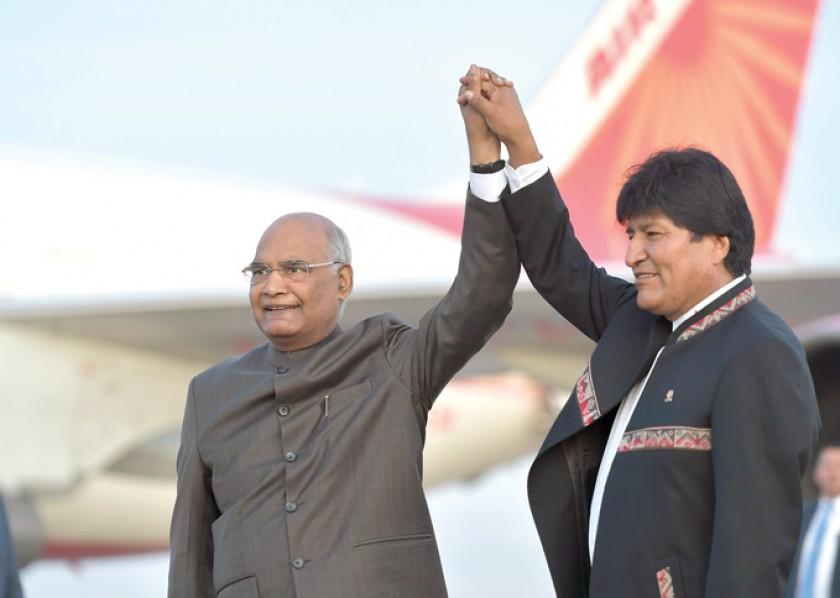 Gobierno apuesta a sentar bases para negocios con India
