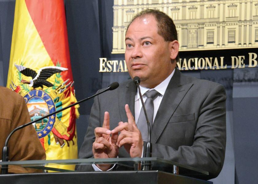 Gobierno admite que una parte de la coca se desvía a actividad ilícita
