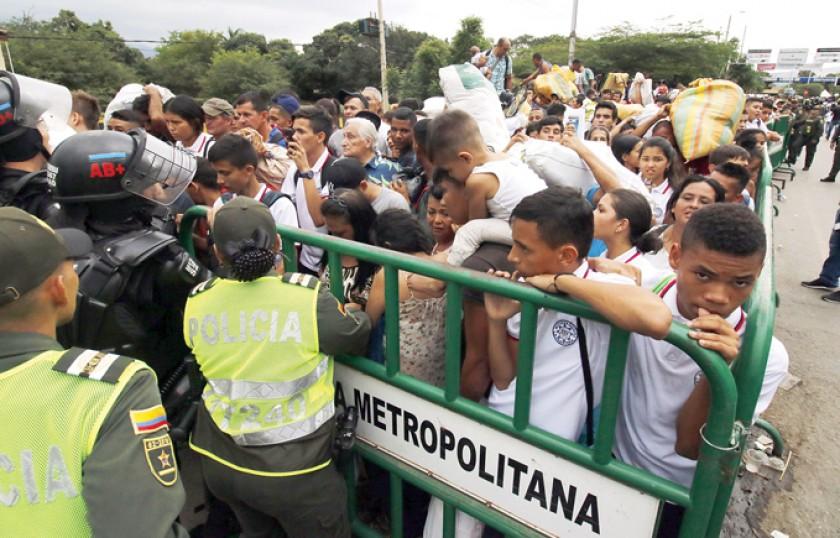 Constituyente chavista allana  el camino para arrestar a Guaidó