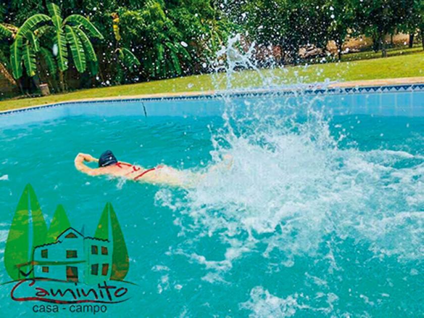 Algunas imágenes de Caminito, la casa de campo situada en Surima. cedidas