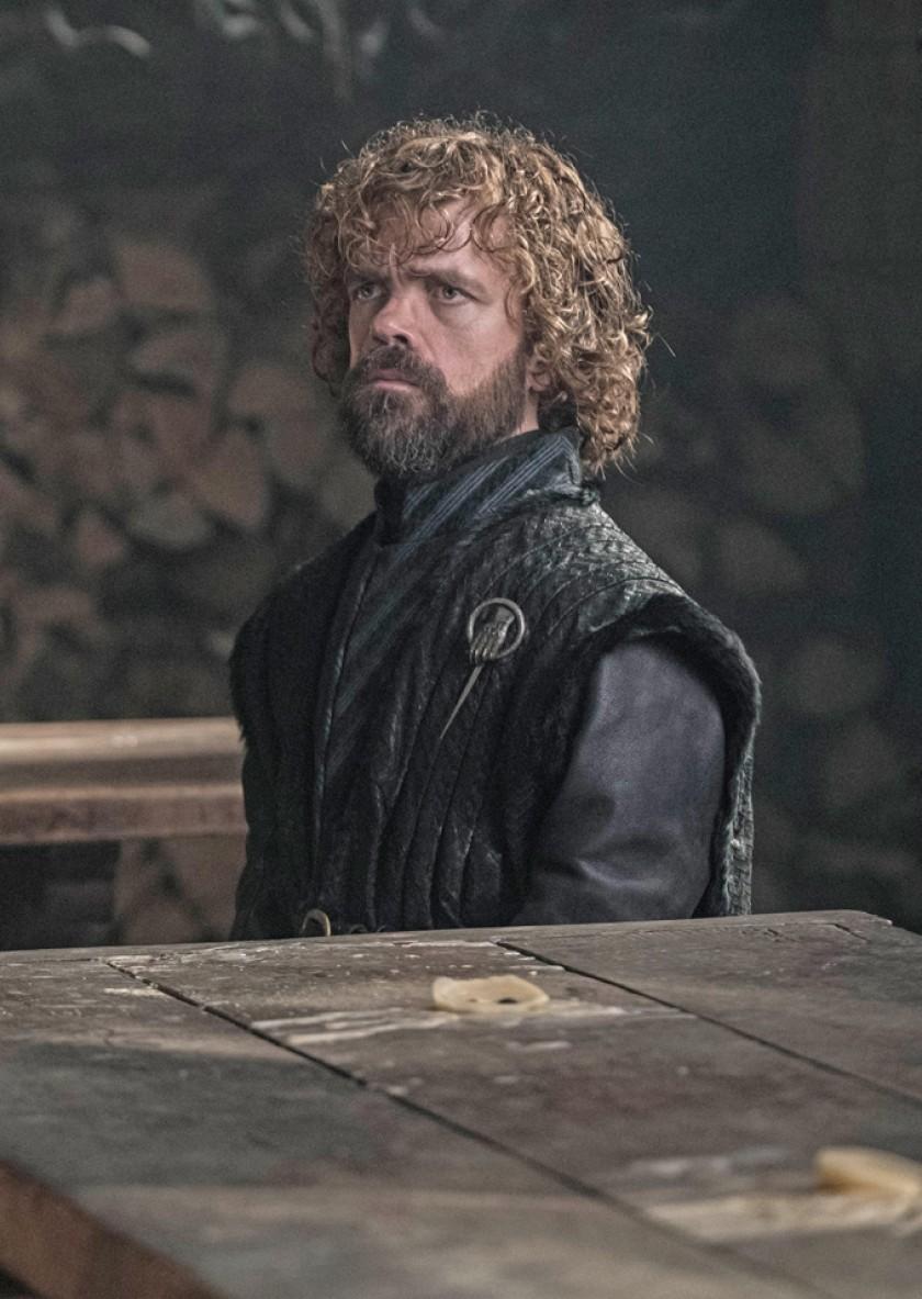 Tyrion Lannister, papel a quien da vida el actor estadounidense Peter Dinklage.