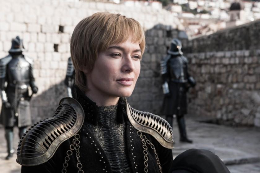 Cersei Lannister, papel interpretrado por la actriz Lena Headey.