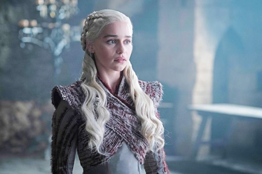 Daenerys Targaryen sigue al acecho del trono.