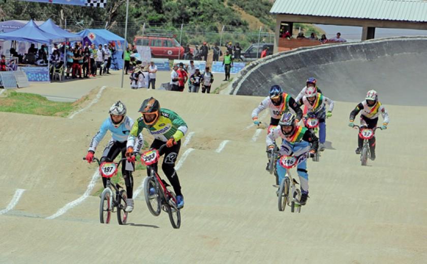 En 2018, se corrieron las primeras fechas de la Copa en Sucre.