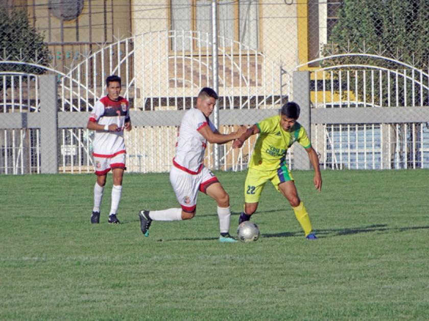 El equipo de Fancesa logró un importante triunfo ante Alianza Sur.