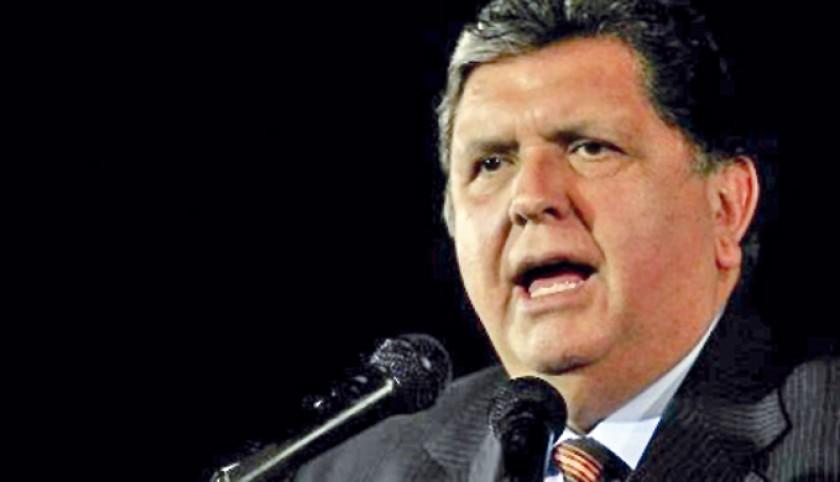 TRÁGICO. El ex presidente peruano Alan García fue un referente de la política de su país durante más de treinta años.