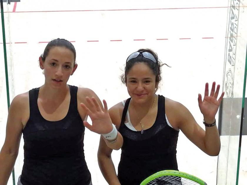 Las vallunas Sabja y Centellas fueron eliminadas en semifinales.