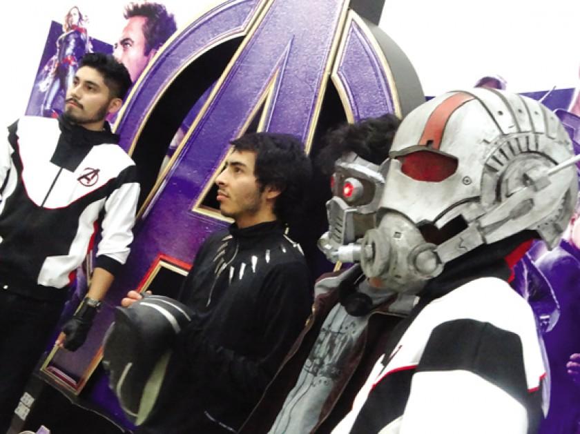Fans de Avengers pueden superar récord en Sucre