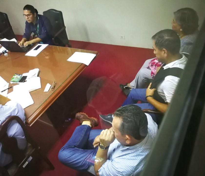 CAMBIOS. Los oficiales de la Policía Gonzalo Mendina y Fernando Moreira fueron enviados a la cárcel con detención
