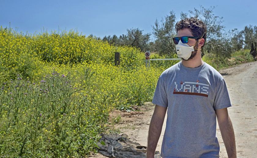 En el planeta hay más de 300 millones de alérgicos y con el cambio climático esta cifra aumentará notablemente. EFE/José