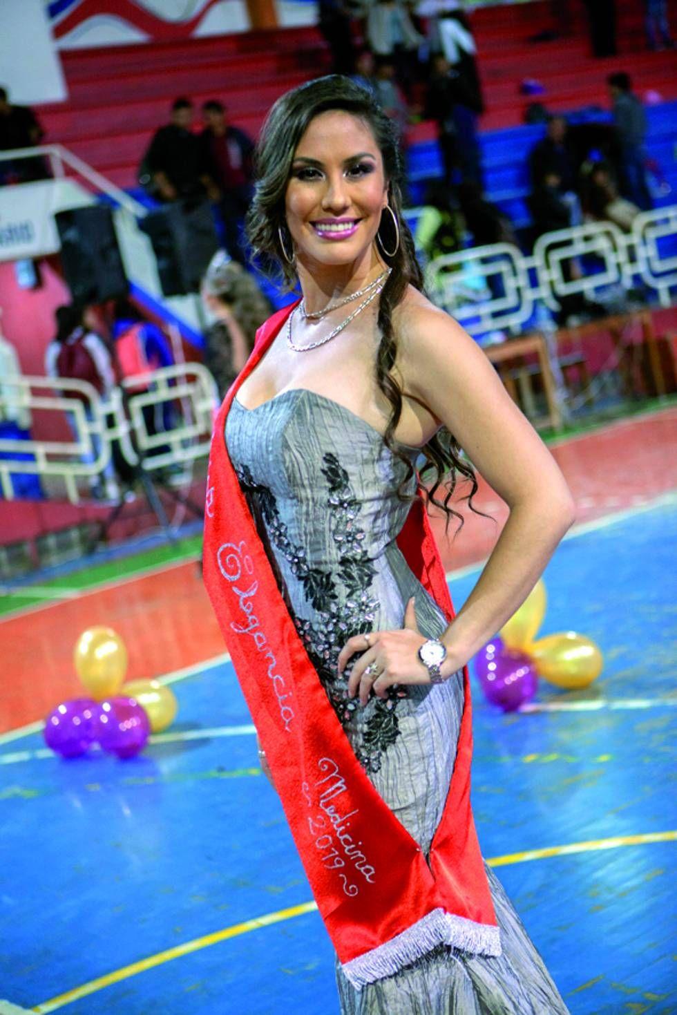 Andrea Abastoflor (Miss Elegancia).