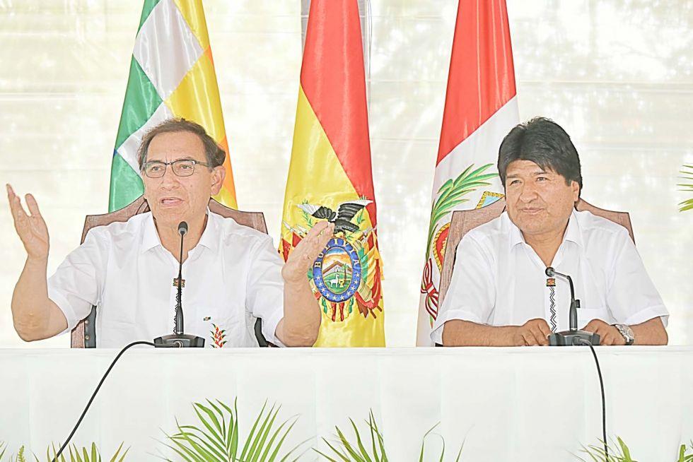 Bolivia asumirá este 26 la presidencia pro tempore de la CAN