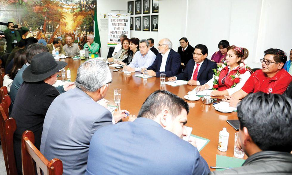 TSE presupuesta Bs35 millones para subvencionar propaganda electoral