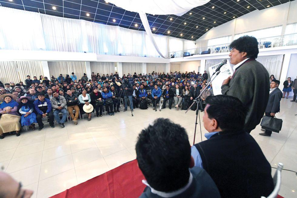 Sectores sociales piden cambio de funcionarios