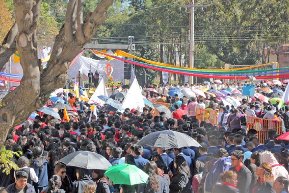 Maó celebra el Corpus Christi con una gran participación