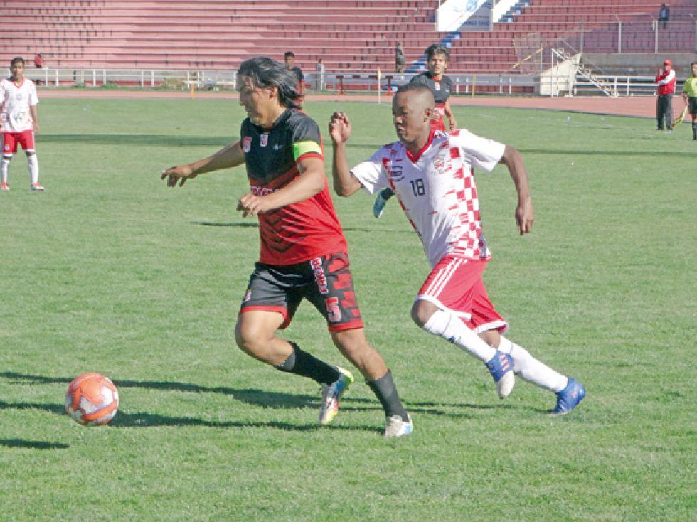 Fancesa se impuso por 7-0 a Viveros y pasó a comandar el torneo local.