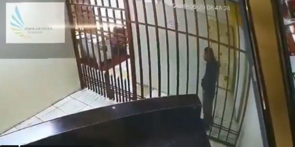 El preso que lográ escapar de la cárcel por ser flaco