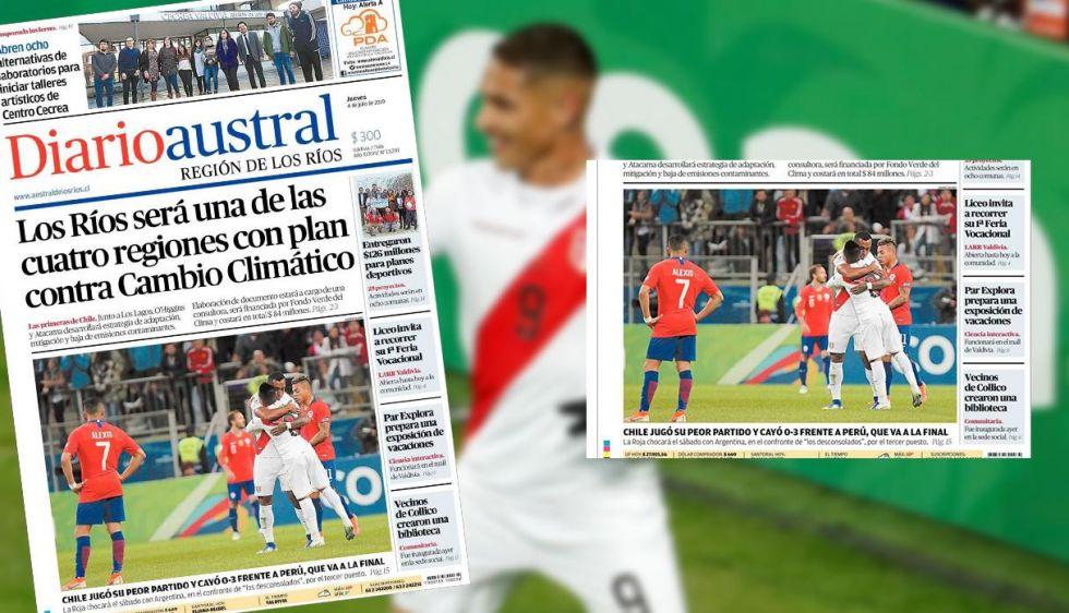 Diario Austral de Chile