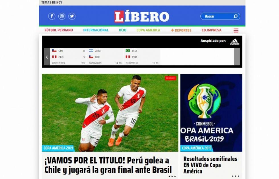 Líbero de Perú