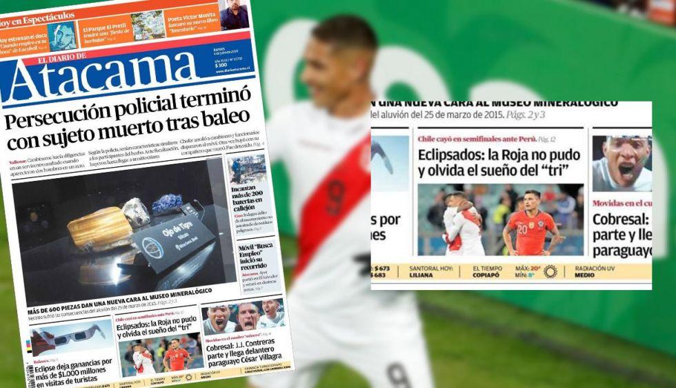 Diario Atacama de Chile