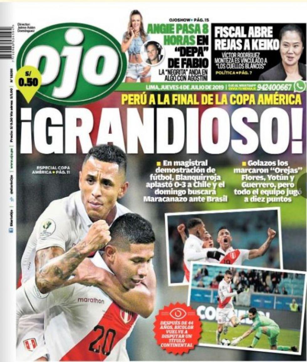 Diario Ojo de Perú