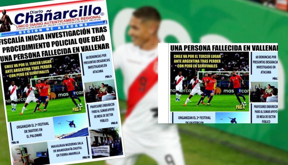Chañarcillo de Chile