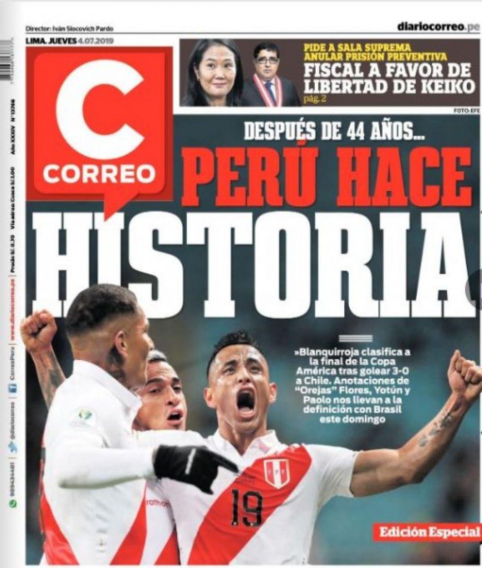 Correo de Perú