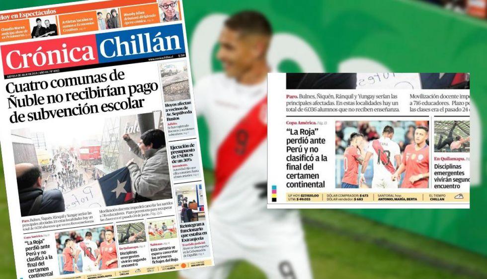 Crónica Chillán de Chile