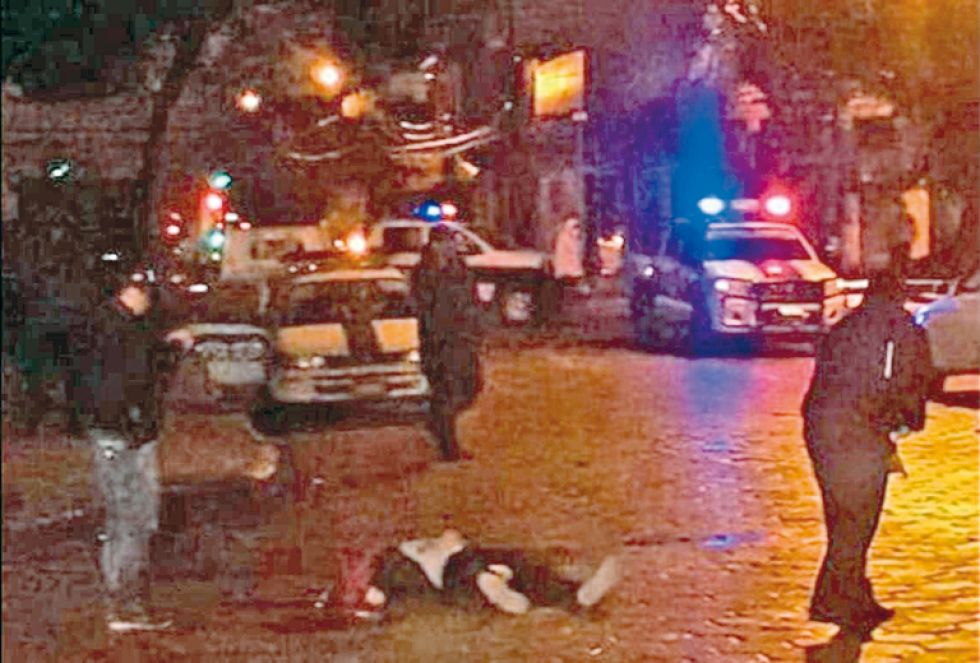 Asesinan a tiros a directivo de club boliviano