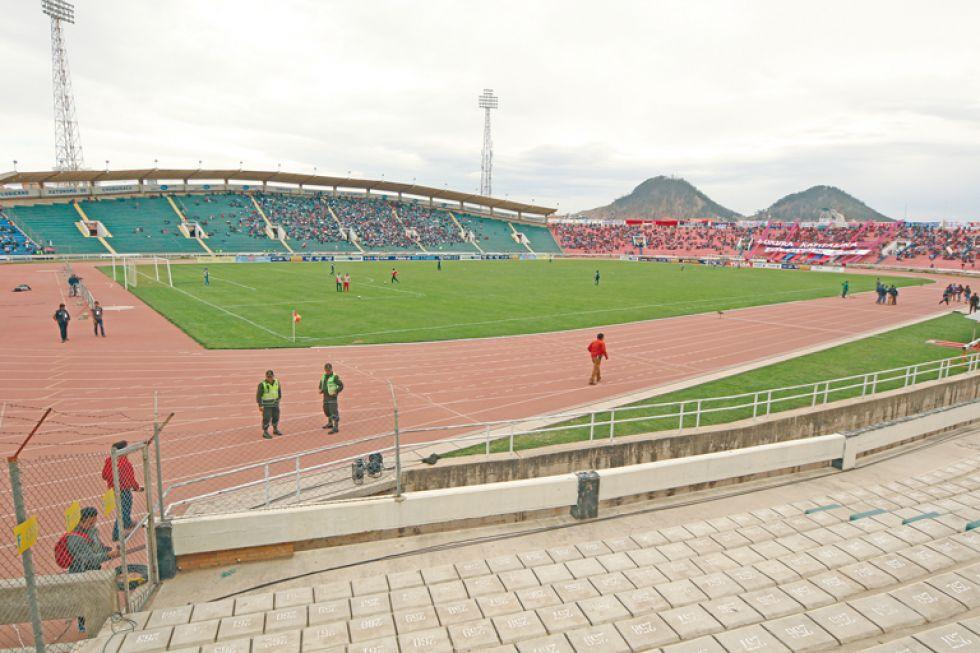 La III Fase y el Estadio Patria, además del Coliseo Jorge Revilla Aldana y el complejo de tenis La Madona serán intervenidos para los Juegos.