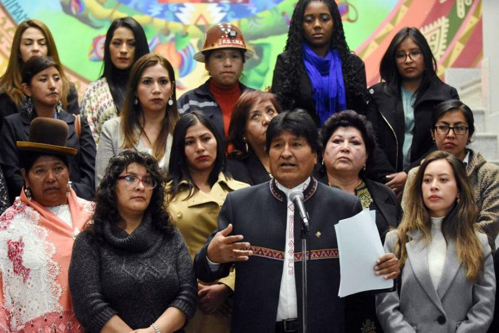 La lucha contra los femicidios será prioridad nacional en Bolivia