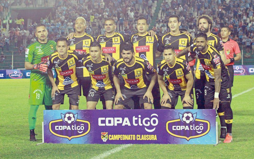 Atigrados y Santos se enfrentarán esta tarde en el Estadio Hernando Siles.