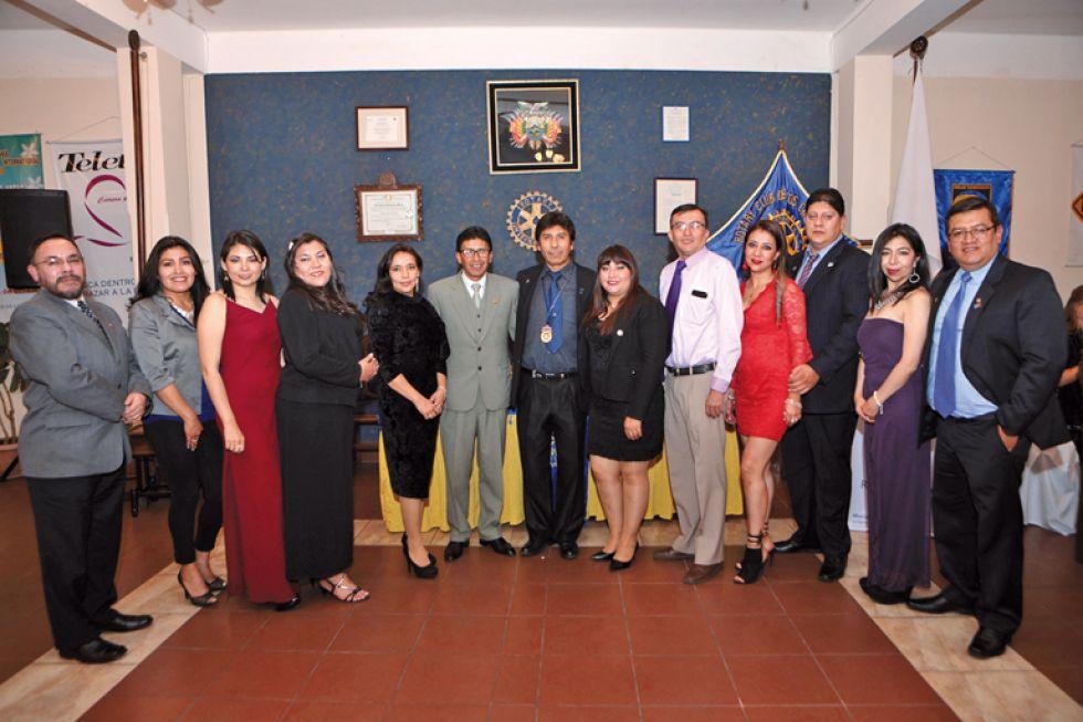 Directorio Rotary Club La Plata.