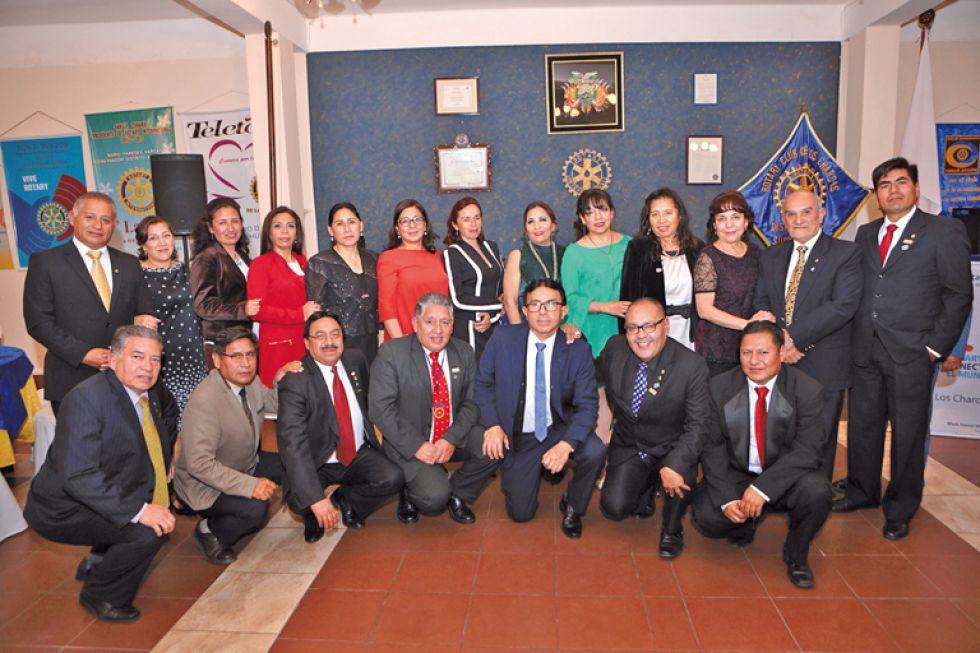 Directorio Rotary Club de los Charcas.
