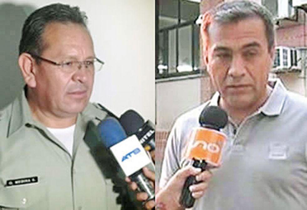 Varios audios envolvieron en el escándalo a la justicia y Policía