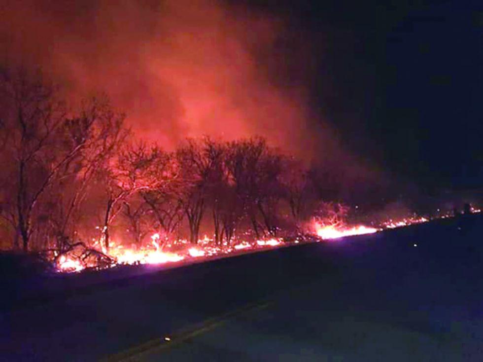PANORAMA. Los incendios que complican a la Chiquitanía en Santa Cruz