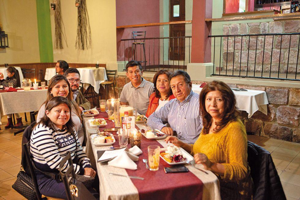 Familia Aracena - Coronado.