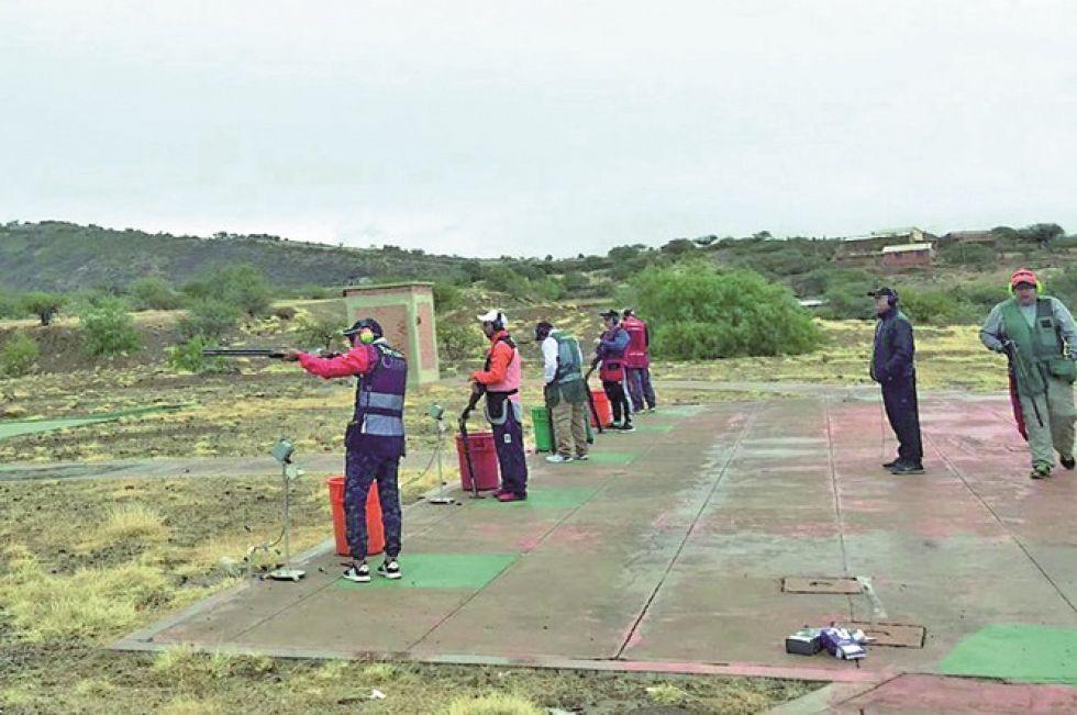 Un escenario alternativo para el tiro deportivo es el de Caza y Pesca.