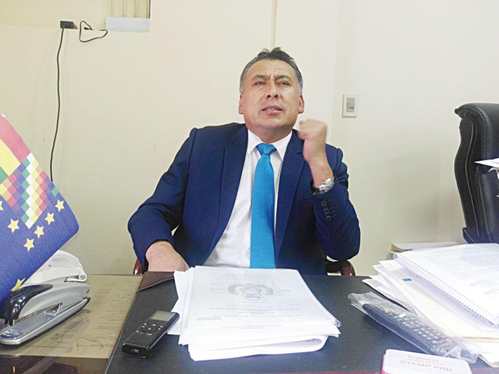 INVESTIGADOS. El decano del Consejo de la Magistratura Omar Michel