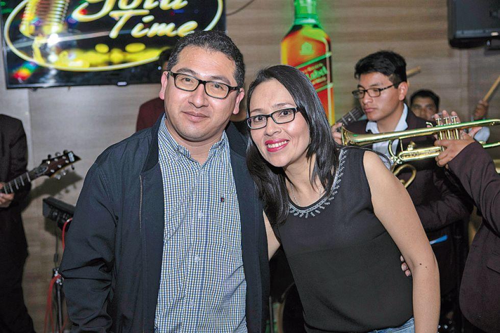 Propietarios: Rubén Delgado y Margoth Castel.