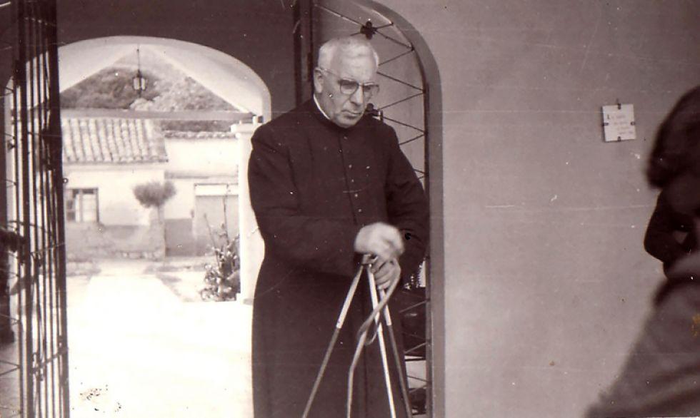 El Padre Doroteo en Yotala